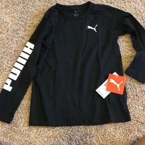 Puma T-shirt kids size Small